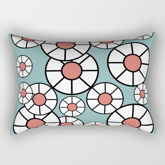 graphics Rectangular Pillow