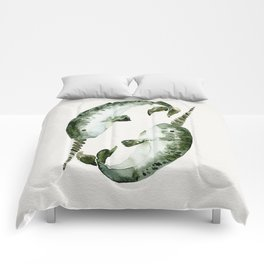 Narwhals Comforters