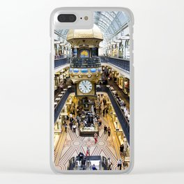 Queen Victoria Building - Sydney Clear iPhone Case