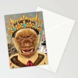 MONARCHY Stationery Cards