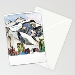 Salt Lake and the Wasatch Front Stationery Cards
