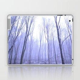 Forest in Winter Laptop & iPad Skin