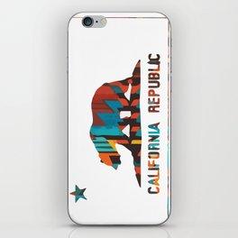 Calibear iPhone Skin