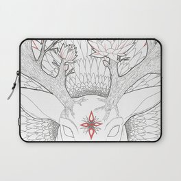 Deer, Oh Deer! Laptop Sleeve