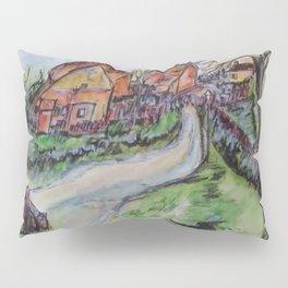 Village Back Street Pillow Sham