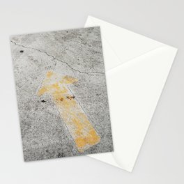 Move Forward Stationery Cards
