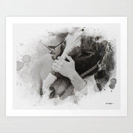 Limited Edition, Ringo #1 Art Print