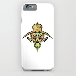 Vampire Cowboy iPhone Case