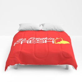 So Freakin' Fresh v1 HQvector Comforters