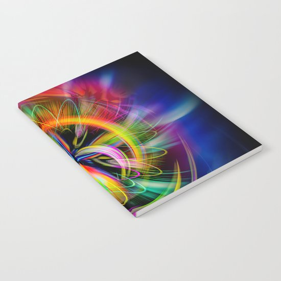 Abstract Perfection 60 Notebook
