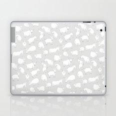 Charity fundraiser - Grey Goats Laptop & iPad Skin