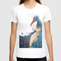 fairy T-shirts featuring Fairy by Amandine Riera ( Dïne )