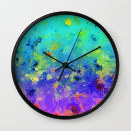 Colour Splash G526 Wall Clock