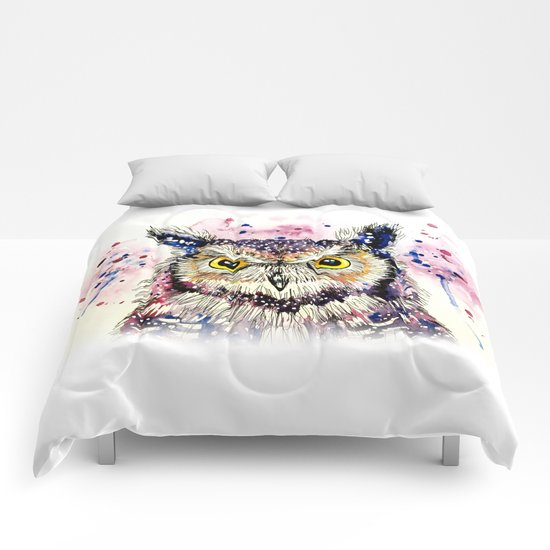 wol Comforters