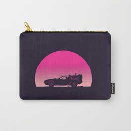Back to the future Carry-All Pouch