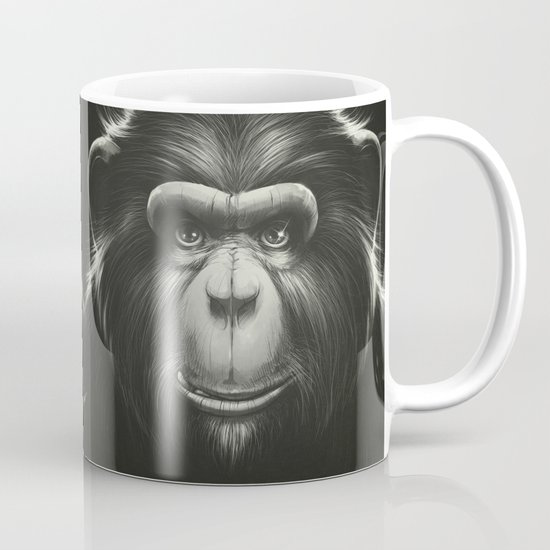 Monkee with Tooth Mug