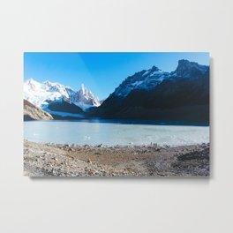 Laguna Torre, Patagonia, Argentina Metal Print