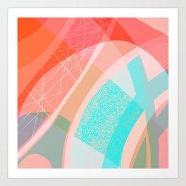 Arco Iris Art Print
