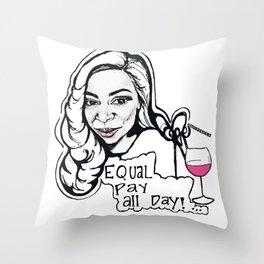 #STUKGIRL AARIEL Throw Pillow