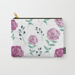 Romantic Florals [daily 18.3.2018. 1/60] Carry-All Pouch