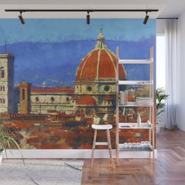 Florence Cathedral Wall Mural