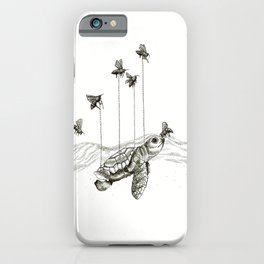 Look Out for Me iPhone Case
