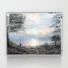 Lakeside Stroll Laptop & iPad Skin