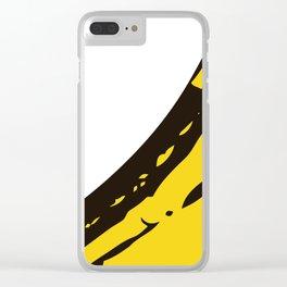 Banana Clear iPhone Case