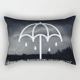 Bring Me poster Rectangular Pillow