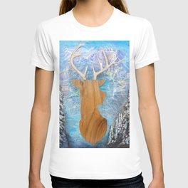 just heavenly, deer T-shirt