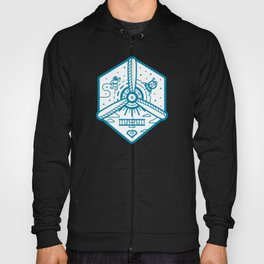 Birthplace of Aviation - Blue Hoody