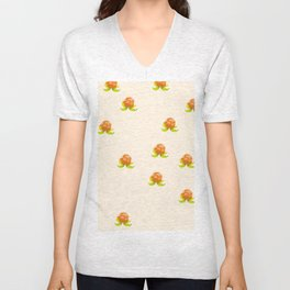 Cloudberry Cream Unisex V-Neck