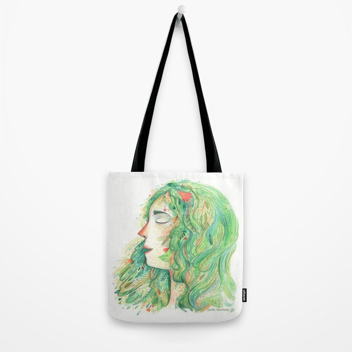 Lady Wildish Tote Bag