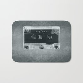 Mixtape Metal Bath Mat