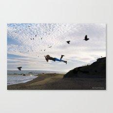 Free. Canvas Print