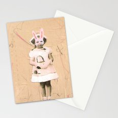 Imaginary Friends- Bunny Stationery Cards