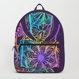 Magical mystery elephant Backpack