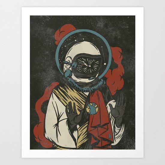 Spirit Of Discovery Art Print
