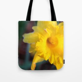 Yellow, it's Spring calling! Tote Bag