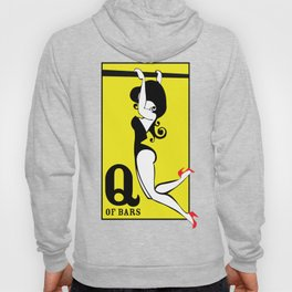 Queen Of Bars Hoody