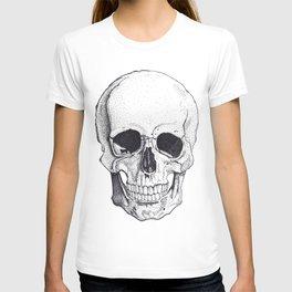 Skull by Carla Marroquín T-shirt
