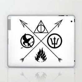 BIG FOUR Laptop & iPad Skin