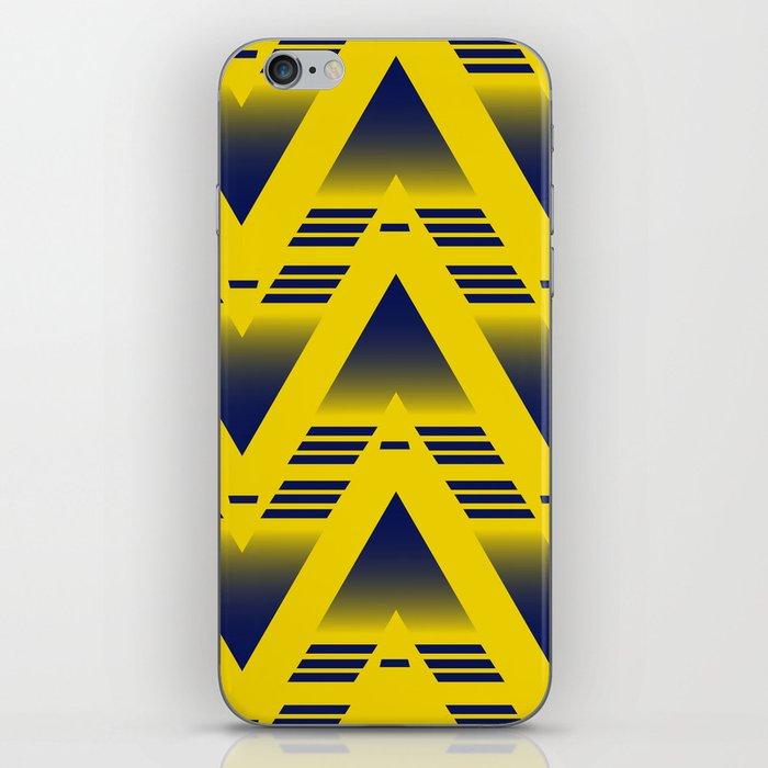 e0c7de7ded2 Arsenal 1991-1993 away iPhone Skin by soccerpattern