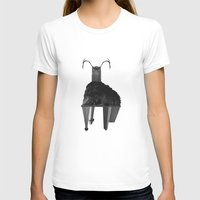 buffalo T-shirts featuring Buffalo by Panic Junkie