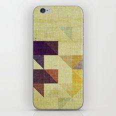autumn trees iPhone & iPod Skin