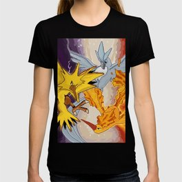 Clash of the Trio T-shirt