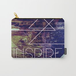 Inspire. Carry-All Pouch
