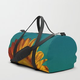 A Sunflower Duffle Bag