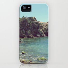 Nature rocks VIII iPhone Case