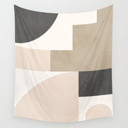 Geometric Abstract 105 Wall Tapestry